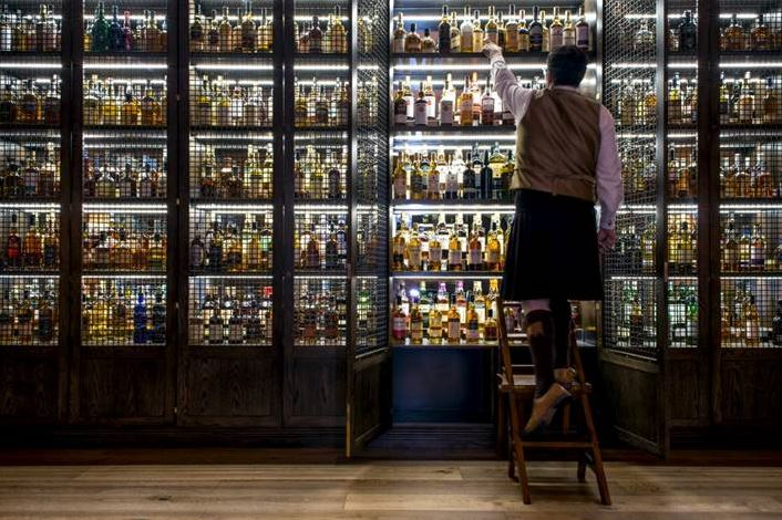 Image of Scotch at The Balmoral Hotel