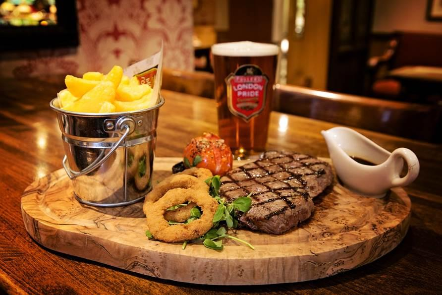 Reserve a table at The White Hart Hotel
