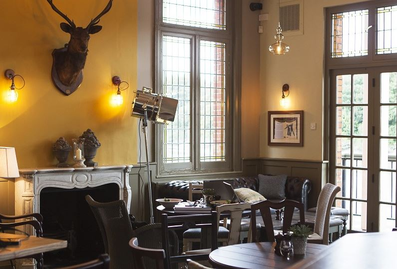Reserve a table at White Hart Barnes