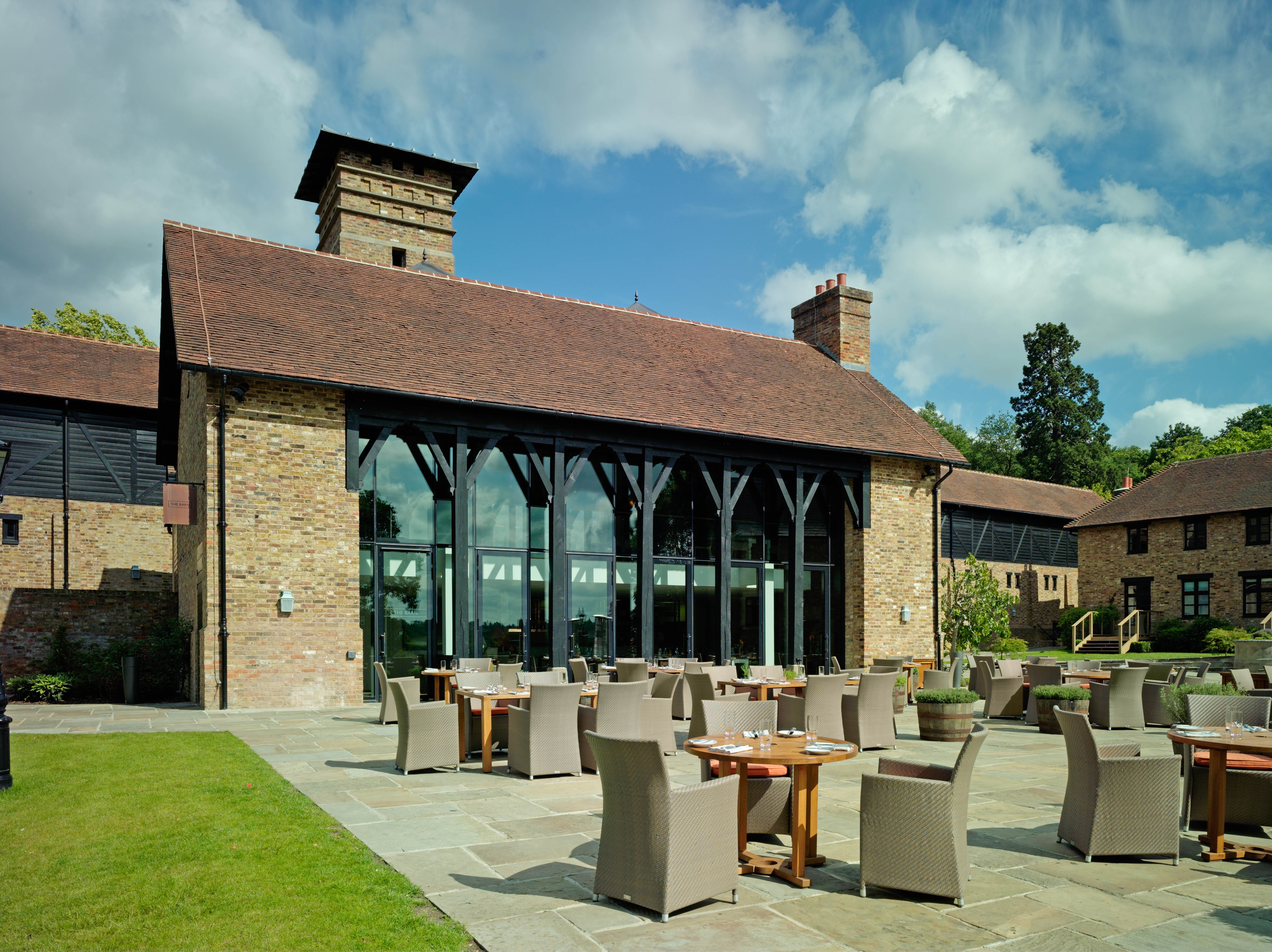 Image of The Barn at Coworth Park