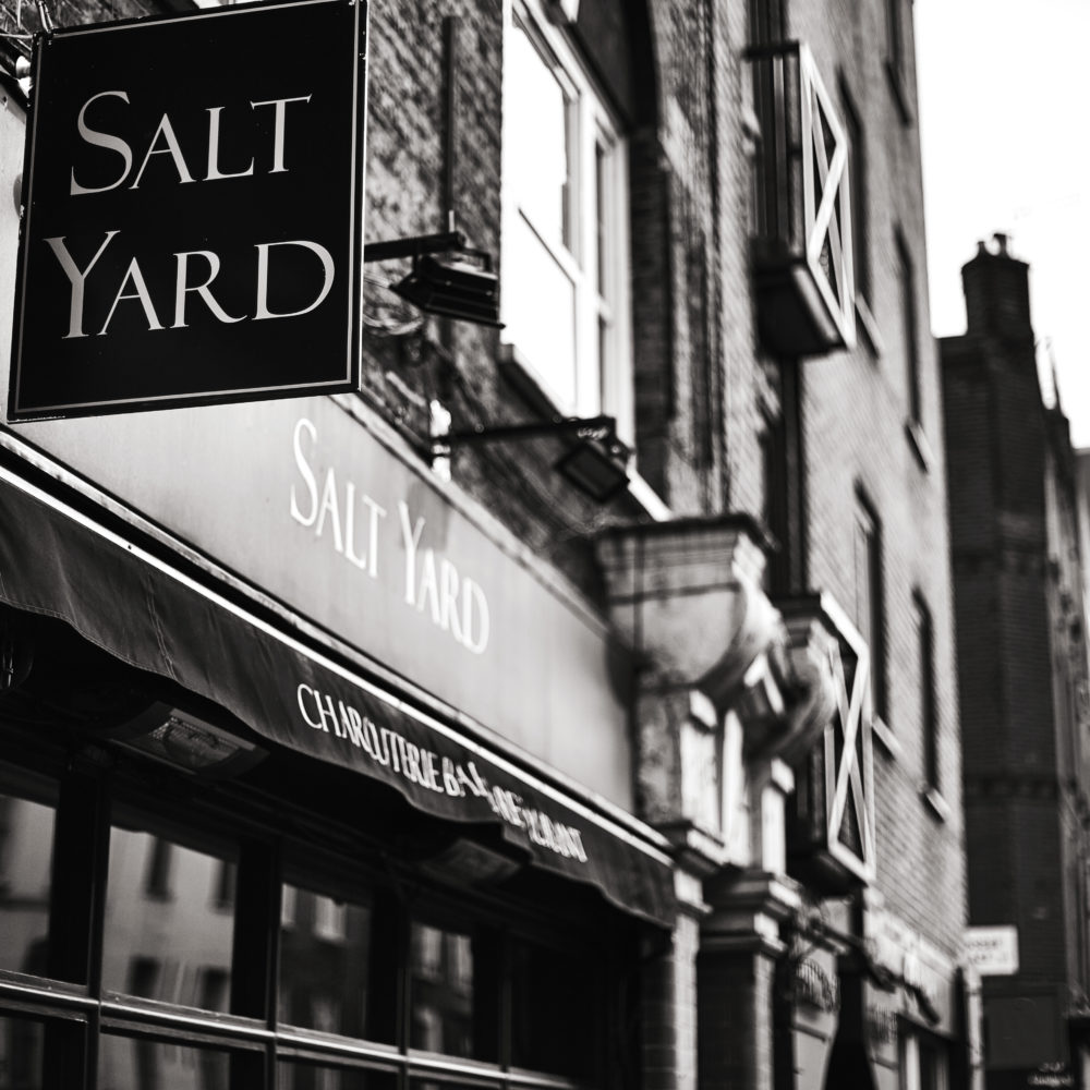 Salt Yard Restaurant