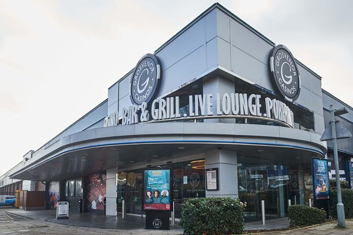Grosvenor Casino Luton