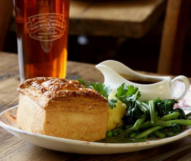 Reserve a table at Marquis Of Granby