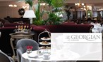 Reserve a table at The Georgian Restaurant at Harrods