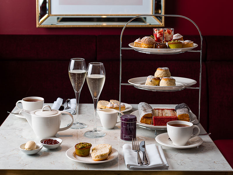 Image of Afternoon Tea at Haxells - Strand Palace