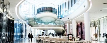 Searcys Champagne Bar Westfield London