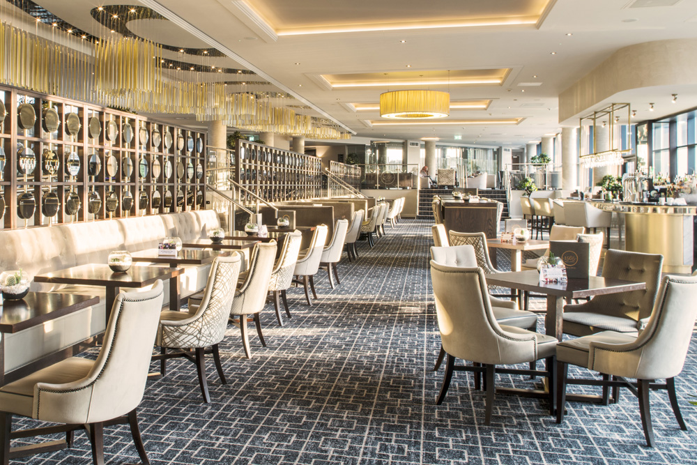 Image of 1565 Restaurant, Bar & Terrace - Park Regis Hotel Birmingham