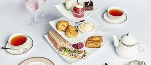 Afternoon Tea at Tudor Park Marriott Hotel & Country Club