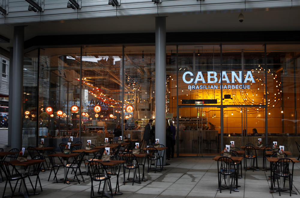 Cabana - Covent Garden - London