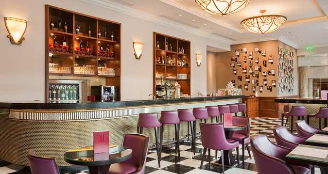 Café Athenee at Hilton Athenee Palace Bucharest - Bucharest