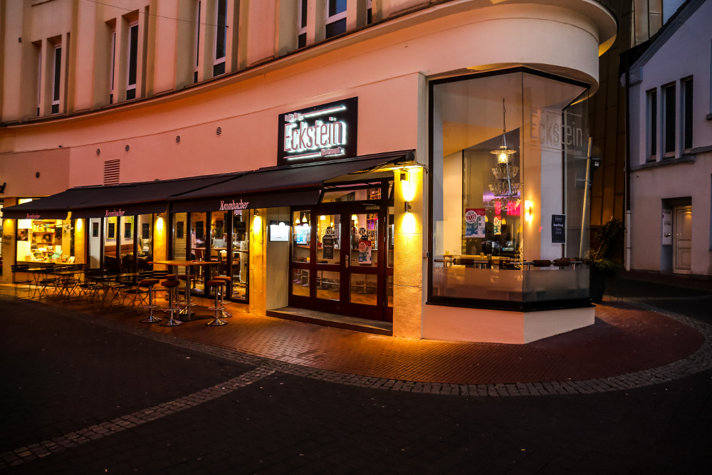 Cafe Bar Restaurant Eckstein - North Rhine Westphalia