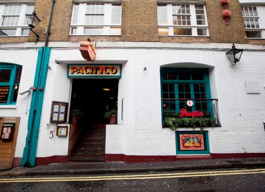 Cafe Pacifico - London