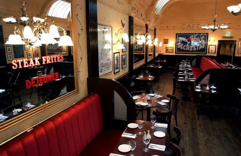 Reserve a table at Café Rouge - Bath
