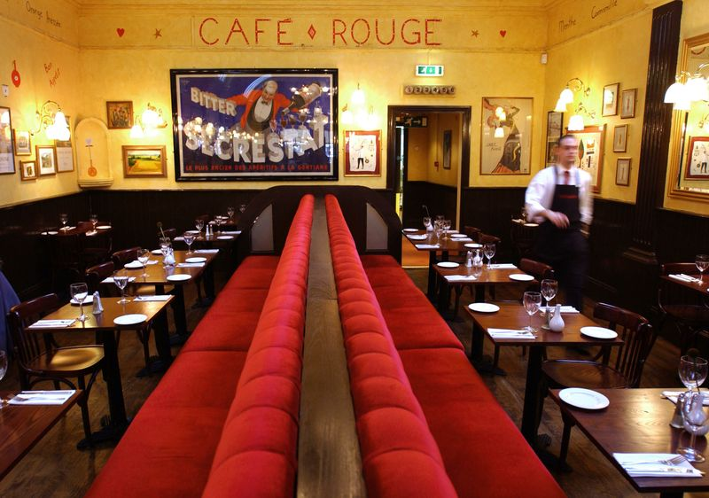 Café Rouge - Bath - Somerset