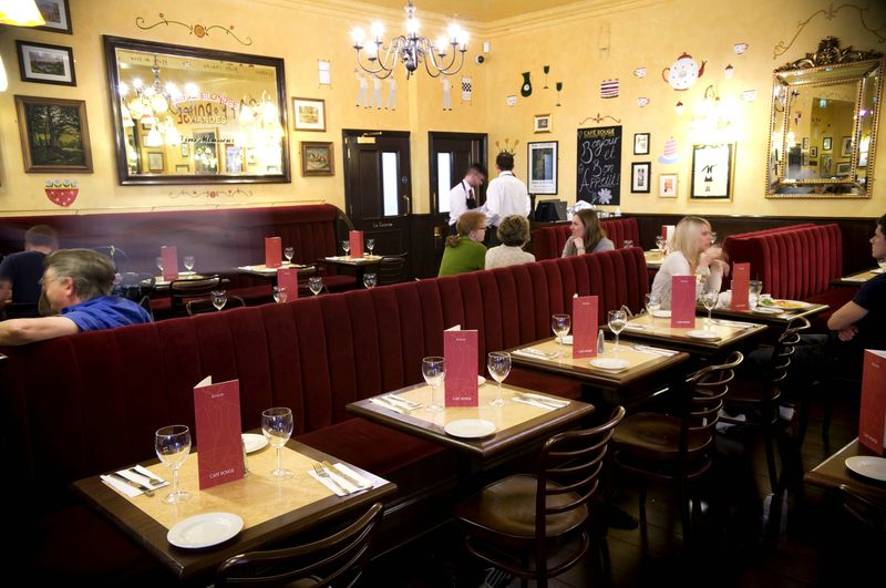 Reserve a table at Café Rouge - Bluewater