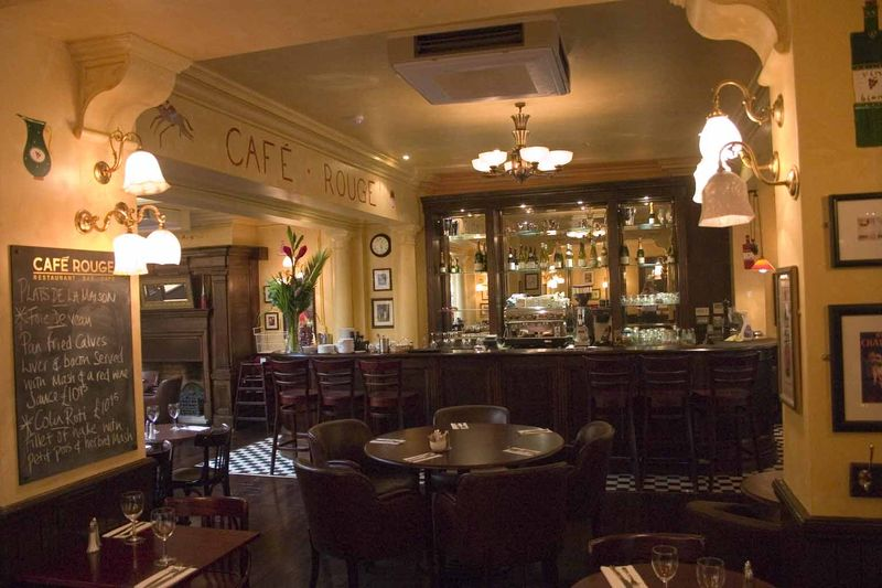 Reserve a table at Café Rouge - Cheltenham