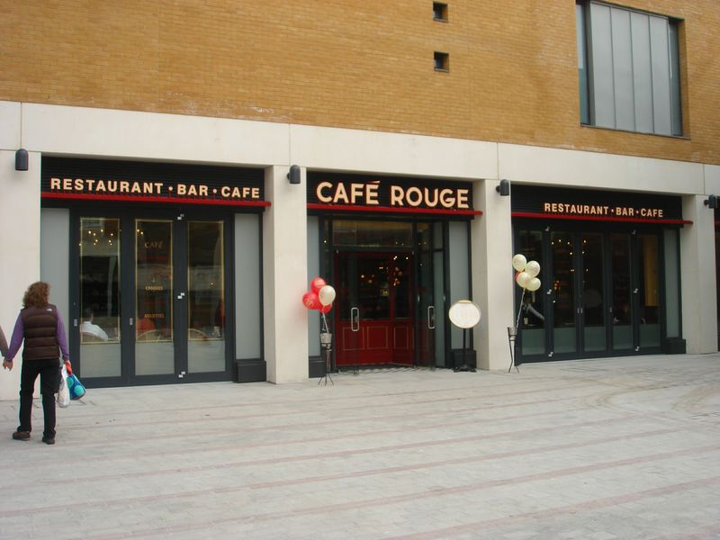 Café Rouge - Exeter - Devon