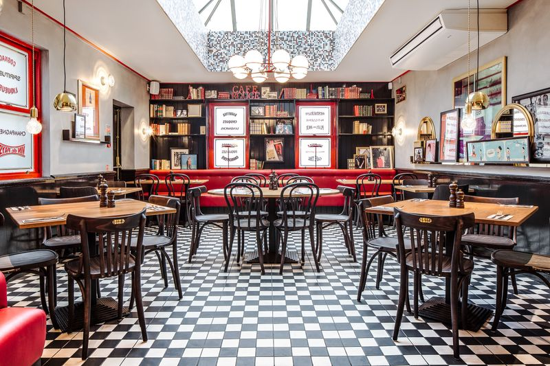 Café Rouge - Hampstead - London