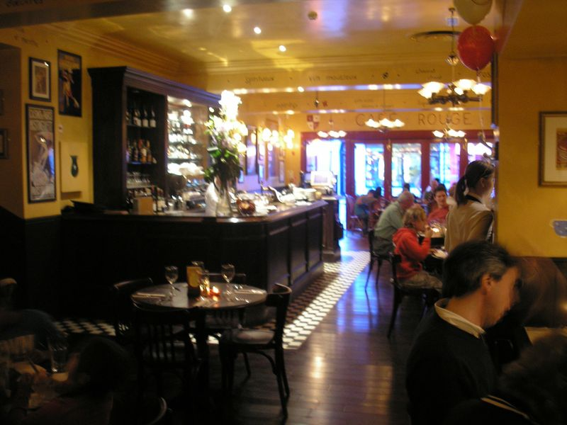 Café Rouge - Harborne - West Midlands