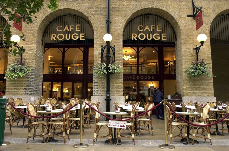 Reserve a table at Café Rouge - Hays Galleria