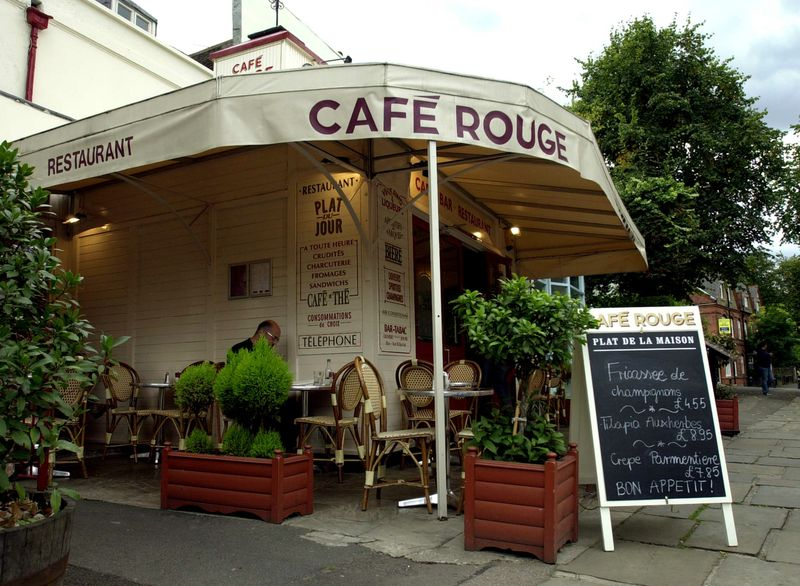 Reserve a table at Café Rouge - Highgate