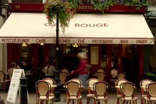 Café Rouge - James Street - London