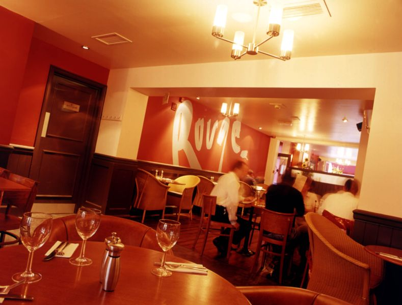Café Rouge - Kew Bridge - Yttre London