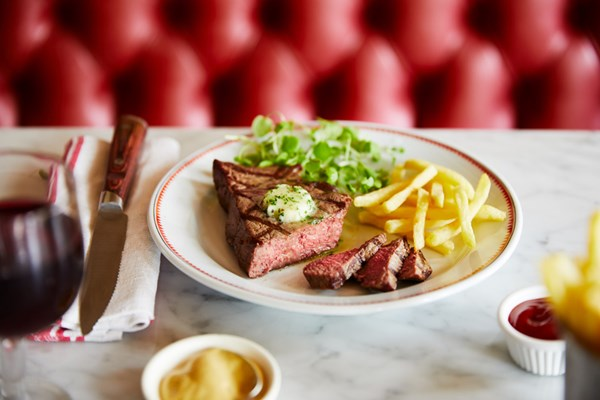 Café Rouge - Kingsway - London
