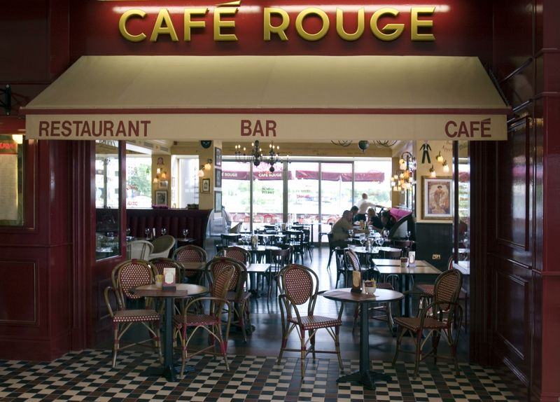 Café Rouge - Lakeside - Essex