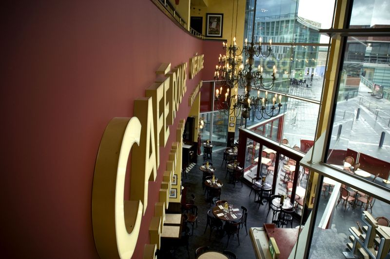Café Rouge - Liverpool One - Liverpool