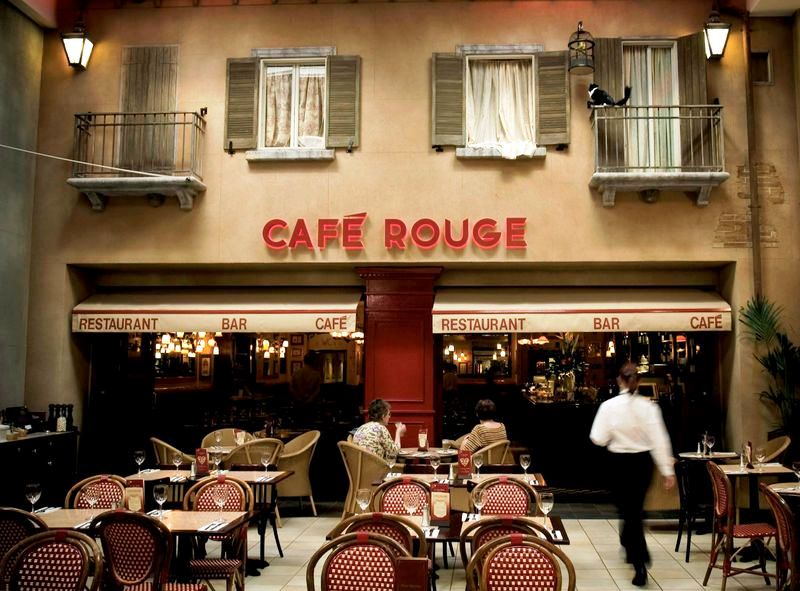 Café Rouge - Manchester Trafford Centre - Greater Manchester