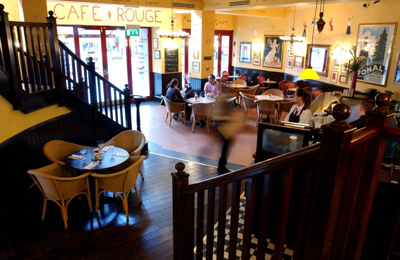 Café Rouge - Printworks - Greater Manchester