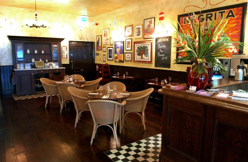 Reserve a table at Café Rouge - Salford Quays