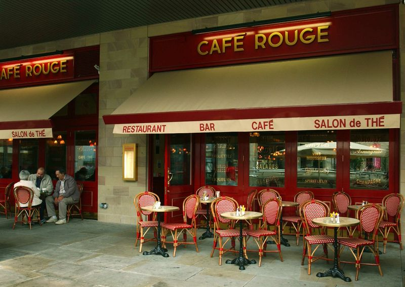 Café Rouge - Salford Quays - Greater Manchester