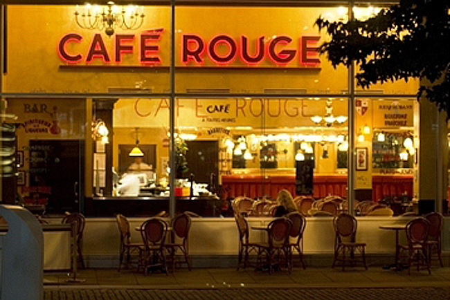 Café Rouge - Sheffield Centre - Sheffield
