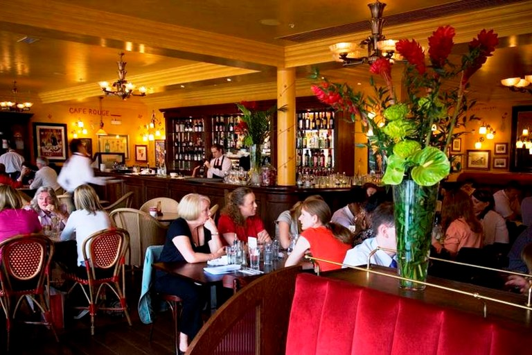 Cafe Rouge  For  Breakfast Voucher