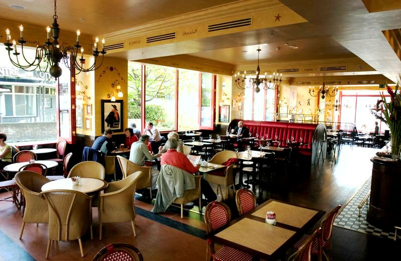 Reserve a table at Café Rouge - St Pauls