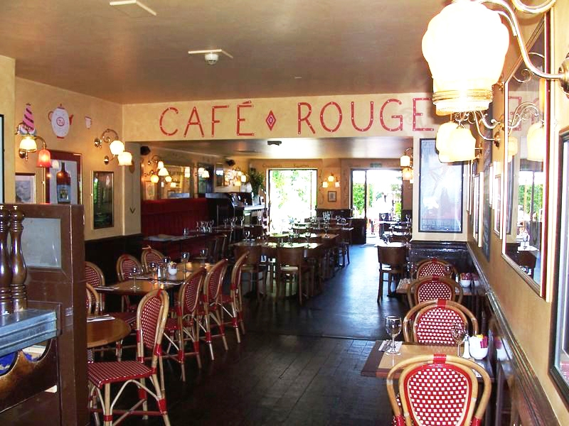 Café Rouge - Weybridge - Surrey