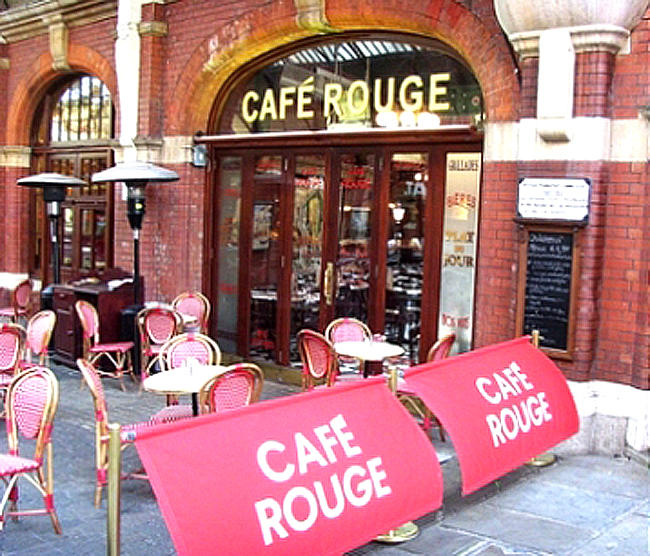 Café Rouge - Windsor - Berkshire