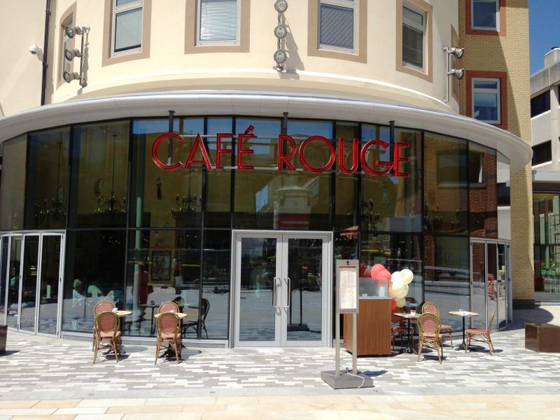 Reserve a table at Café Rouge - Woking