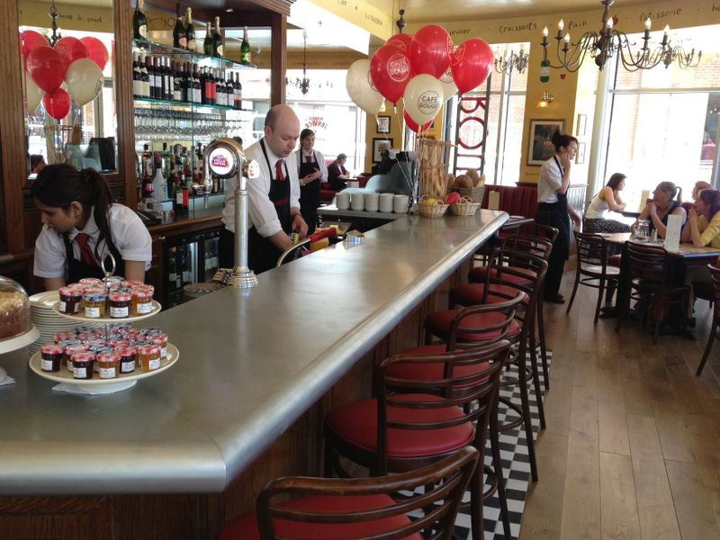 Café Rouge - Woking - Surrey