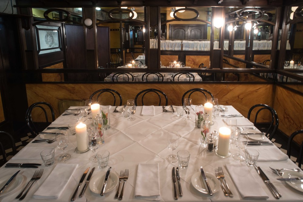 Reserve a table at Cafe St Honoré