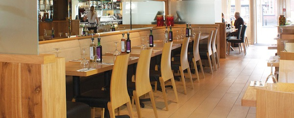 Caffe Uno - Brentwood - Essex