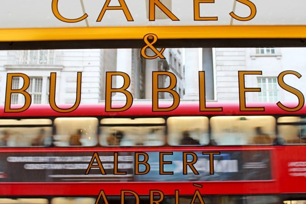 Cakes and Bubbles - London