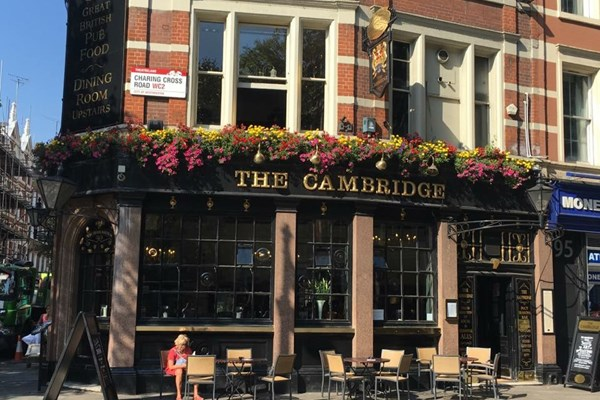 The Cambridge - London