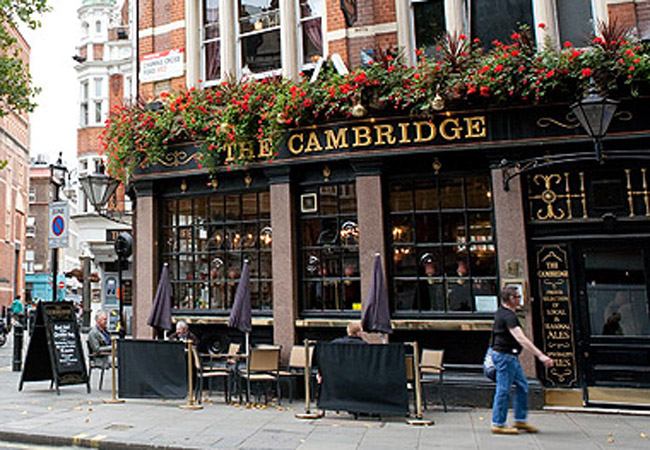 Reserve a table at Cambridge Hotel