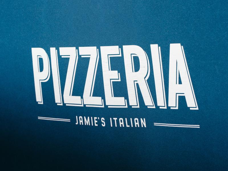 Jamie's Pizzeria Cambridge - Cambridgeshire