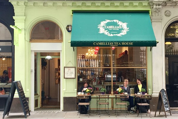 Camellia's Tea House - London