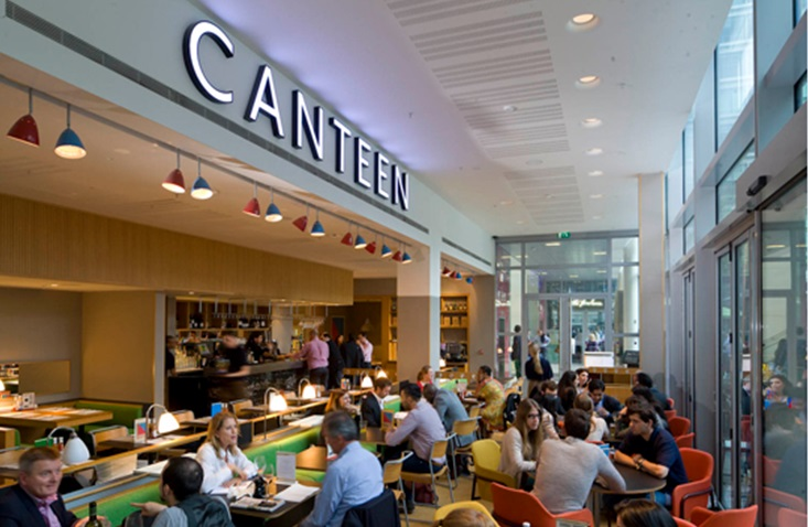Reserve a table at Canteen - Canary Wharf