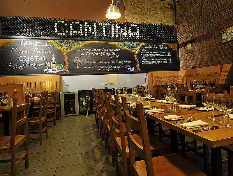 Cantina Vinopolis - London
